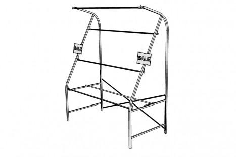 Hanging-Basket-Display-HBR-36x72