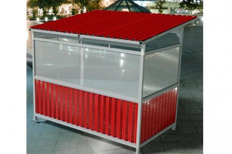 Cashier Kiosk, product #V62-11-3W