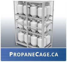 Propane Cages and Handling Equipment