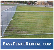 Easy Fence Rentals