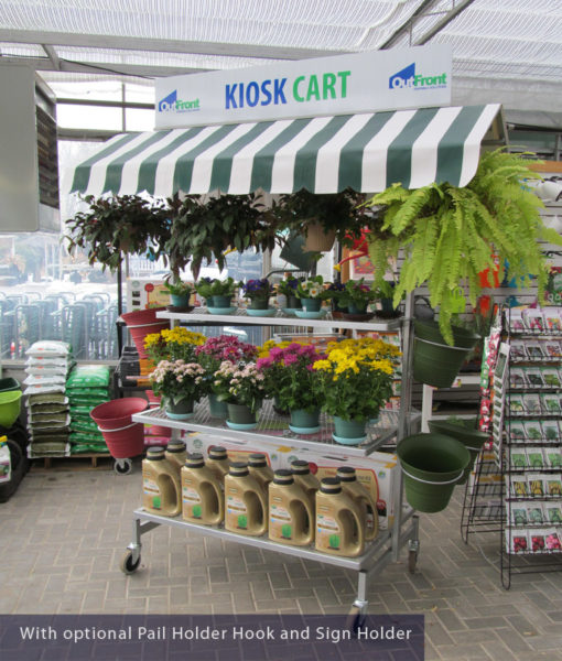 KC-3248-Kiosk-Cart-pails-and-sign
