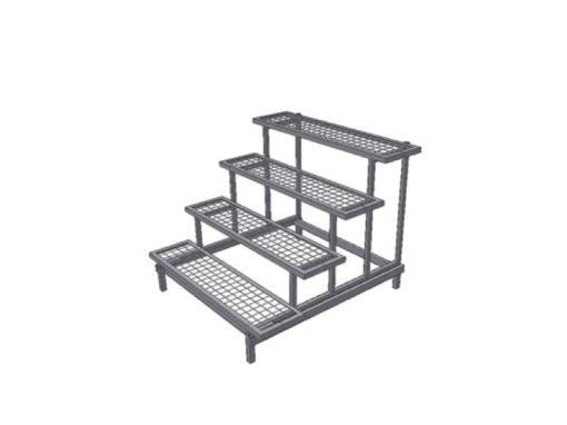 Stair-Display-SDR4440-4-lines