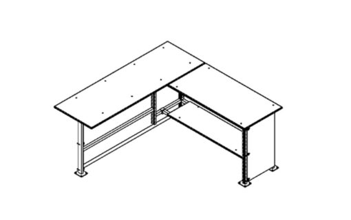 TD0606L-cashier-desk