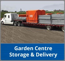 Garden Centre Storage and Delivery