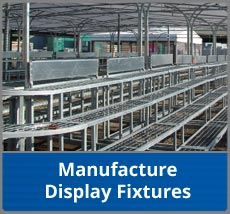 Manufacture Display Fixtures